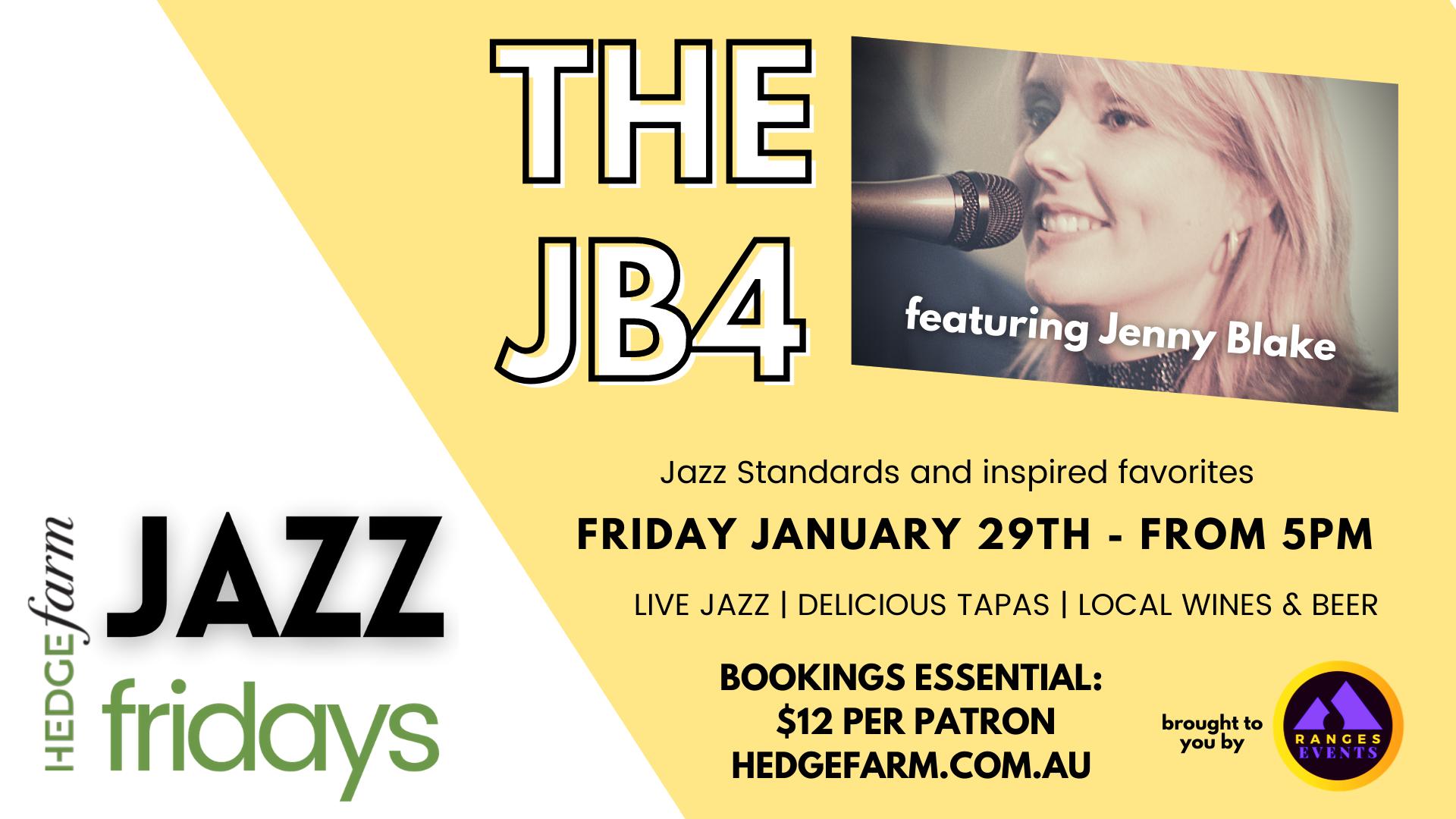 The JB4 at Hedge Farm - Fri Jan 29