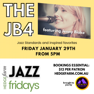 The JB4 at Hedge Farm - Fri Jan 29